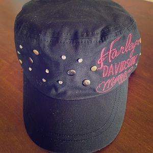 Harley-Davidson women's adjustable cap